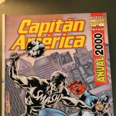 Capitan America Anual 2000 Forum