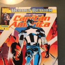 Cómics: CAPITAN AMERICA 1 VOLUMEN 3 HEROES RETURN FORUM. Lote 36824344