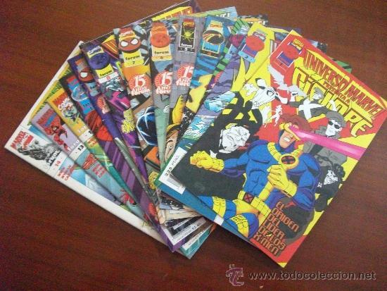 UNIVERSO MARVEL COMPLETA COMICS FORUM (Tebeos y Comics - Forum - Otros Forum)