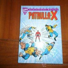 Cómics: LA PATRULLA X BIBLIOTECA MARVEL EXCELSIOR Nº 2. Lote 36847345