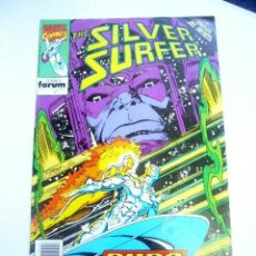 Cómics: SILVER SURFER - Nº 13 - FORUM E10. Lote 36927973