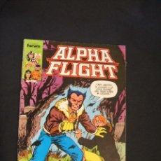Comics: ALPHA FLIGHT - Nº 10 - FORUM - . Lote 36885211