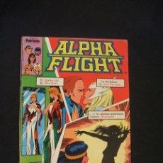 Cómics: ALPHA FLIGHT - Nº 14 - FORUM - . Lote 36885404