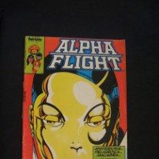 Cómics: ALPHA FLIGHT - Nº 15 - FORUM - . Lote 36885424