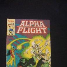 Cómics: ALPHA FLIGHT - Nº 34 - FORUM - . Lote 36885507