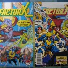 Cómics: FACTOR X Nº61 Y FACTOR X Nº71.. Lote 36890057
