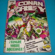 Cómics: MARVEL COMICS GROUP CONAN REY, COMICS FORUN 5 NUMEROS (Nº 16, Nº 17, Nº18, Nº 19 Y Nº 20). Lote 36892853