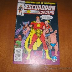Comics - ESCUADRON SUPREMO - Nº 5 - - 36910375