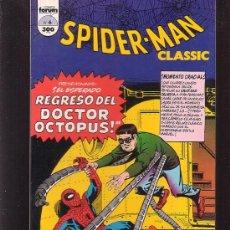 Cómics: SPIDERMAN CLASSIC, Nº 6 - EDITA : FORUM. Lote 36918349