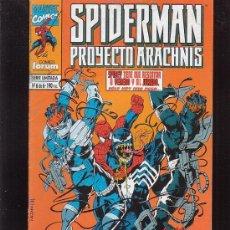 Comics : SPIDERMAN PROYECTO ARACNHNIS Nº 6 -EDITA : FORUM. Lote 36918657
