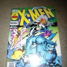Cómics: X-MEN Nº 1 FORUM 1992 ESPECIAL 48 PAG. Lote 36938315
