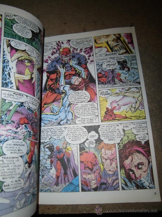 Cómics: X-MEN Nº 3 FORUM 1992 - Foto 2 - 36938513