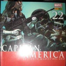 Cómics: CAPITÁN AMERICA CIVIL WAR NÚMERO 22. Lote 36954257