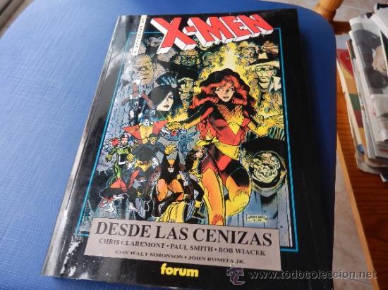 X-MEN DESDE LAS CENIZAS OBRAS MAESTRAS NUM. 2 - 224 PAGINAS - FORUM (Tebeos y Comics - Forum - Prestiges y Tomos)