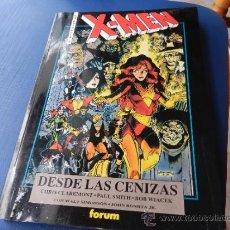 Cómics: X-MEN DESDE LAS CENIZAS OBRAS MAESTRAS NUM. 2 - 224 PAGINAS - FORUM. Lote 37004759