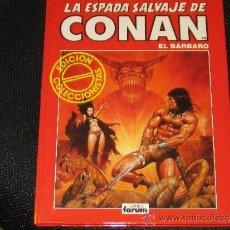 Cómics: LA ESPADA SALVAJE DE CONAN- EDICION FORUM. Lote 37011018