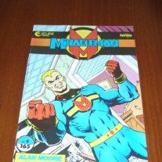 Cómics: MIRACLEMAN Nº 4 - ALAN MOORE - ALAN DAVIS - COMICS FORUM. Lote 37110918