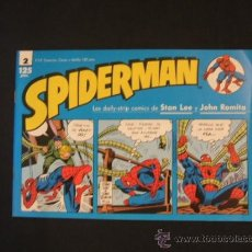 Cómics: SPIDERMAN - Nº 2 - TIRAS DE PRENSA - STAN LEE - JOHN ROMITA - FORUM - . Lote 37125906