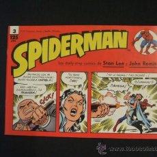 Cómics: SPIDERMAN - Nº 3 - TIRAS DE PRENSA - STAN LEE - JOHN ROMITA - FORUM - . Lote 37125937