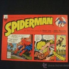 Cómics: SPIDERMAN - Nº 7 - TIRAS DE PRENSA - STAN LEE - JOHN ROMITA - FORUM - . Lote 37126129