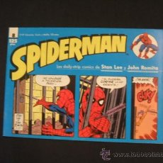 Cómics: SPIDERMAN - Nº 8 - TIRAS DE PRENSA - STAN LEE - JOHN ROMITA - FORUM - . Lote 37126205