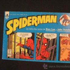 Cómics: SPIDERMAN - Nº 8 - TIRAS DE PRENSA - STAN LEE - JOHN ROMITA - FORUM - . Lote 37126218