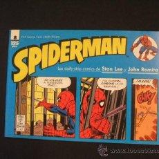 Cómics: SPIDERMAN - Nº 8 - TIRAS DE PRENSA - STAN LEE - JOHN ROMITA - FORUM - . Lote 37126252