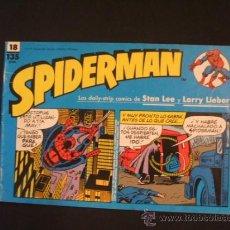 Cómics: SPIDERMAN - Nº 18 - TIRAS DE PRENSA - STAN LEE - JOHN ROMITA - FORUM - . Lote 37128470