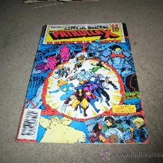 Cómics: LA PATRULLA X LA GUERRA DE LA EVOLUCION ESPECIAL INVIERNO 1988 CON EL POSTER CALENDARIO 1989. Lote 37219206
