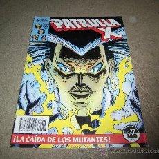 Cómics: LA PATRULLA X Nº 77 FORUM 1989. Lote 37219357