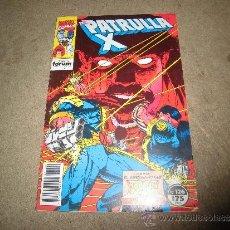 Cómics: LA PATRULLA X Nº 126 FORUM 1993. Lote 37219447