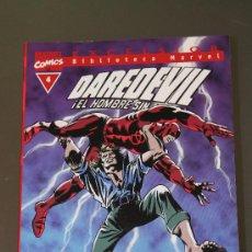 Comics : BIBLIOTECA MARVEL EXCELSIOR DAREDEVIL 4 FORUM. Lote 105223990