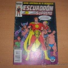 Comics - ESCUADRON SUPREMO - Nº 5 - - 37236550