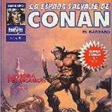 Cómics: LA ESPADA SALVAJE DE CONAN SUPER CONAN Nº.9 2ª ED NUEVO, SIN SEÑALES. Lote 37249638