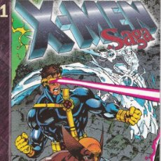 Cómics: X-MEN SAGA.1 AL 8 Y 12 AL 15. FALTAN 3 PARA SER COMPLETA. CON LA EXCELENTA ETAPA DE JIM LEE. Lote 37330193