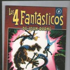 Cómics: LOS 4 FANTÁSTICOS Nº 2 - COLECCIONABLE JOHN BYRNE - FORUM (MARVEL) . Lote 37400452