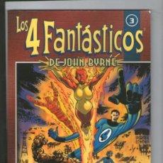 Cómics: LOS 4 FANTÁSTICOS Nº 3 - COLECCIONABLE JOHN BYRNE - FORUM (MARVEL) . Lote 37400460