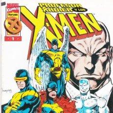 Cómics: PROFESOR XAVIER Y LOS X-MEN. 7 NUMEROS. Lote 36985900