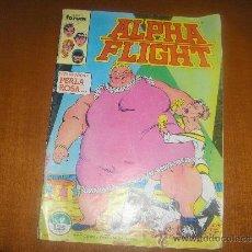 Cómics: ALPHA FLIGHT - Nº 17 - FORUM - . Lote 37283530
