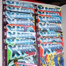Cómics: X-MEN SAGA (COLECCIÓN COMPLETA DE 15 EJEMPLARES ) , FORUM .. Lote 37289219