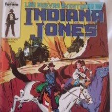 Cómics: LAS NUEVAS AVENTURAS DE INDIANA JONES Nº 17. Lote 287820228