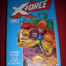 Cómics: FORUM RETAPADOS X-FORCE TOMO 2 COMO NUEVO. Lote 37307332