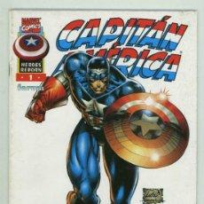 HEROES REBORN: CAPITAN AMERICA Nº1 COMICS FORUM.
