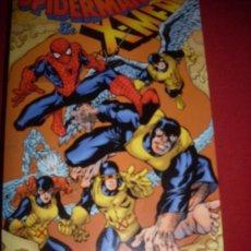 Cómics: FORUM SPIDERMAN - SPIDERMAN Y X-MEN. Lote 37338958
