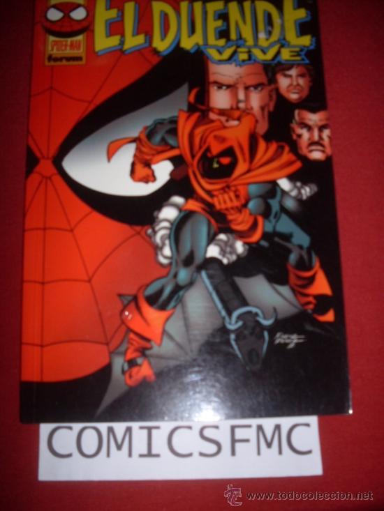 FORUM SPIDERMAN - EL DUENDE VIVE (Tebeos y Comics - Forum - Prestiges y Tomos)