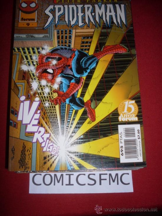 FORUM PETER PARKER - SPIDERMAN TOMO 9 (Tebeos y Comics - Forum - Prestiges y Tomos)