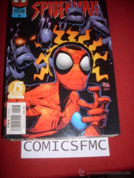 FORUM PETER PARKER - SPIDERMAN TOMO 8 (Tebeos y Comics - Forum - Prestiges y Tomos)