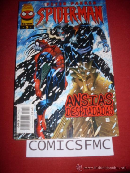 FORUM PETER PARKER - SPIDERMAN TOMO 3 (Tebeos y Comics - Forum - Prestiges y Tomos)