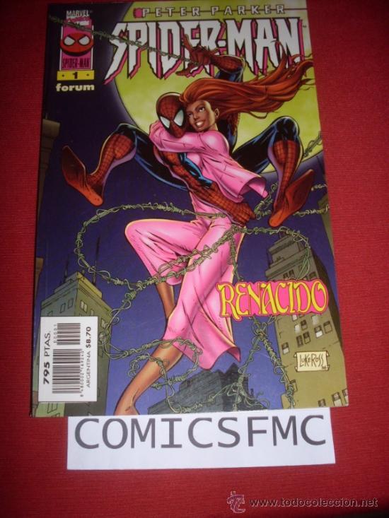 FORUM PETER PARKER - SPIDERMAN TOMO 1 (Tebeos y Comics - Forum - Prestiges y Tomos)