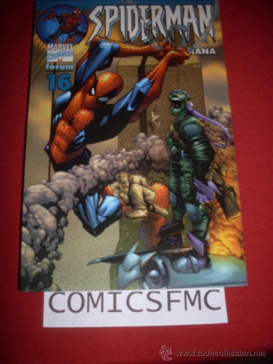 FORUM - SPIDERMAN TOMO 16 (Tebeos y Comics - Forum - Prestiges y Tomos)